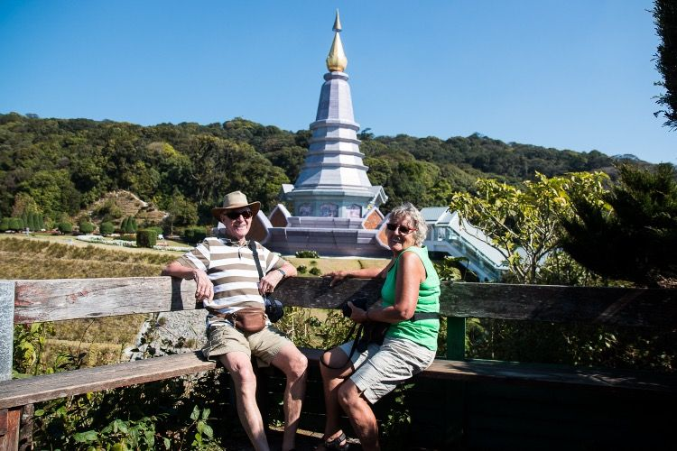Visit Doi Inthanon, the Roof of Thailand!